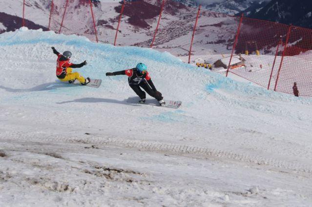 FIS Rennen in Sedrun