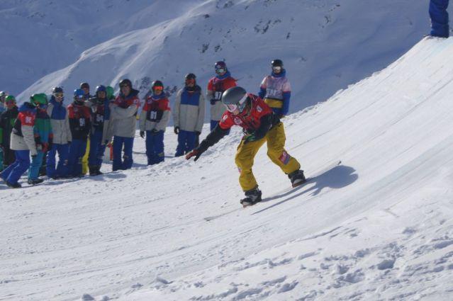 FIS Rennen Sedrun