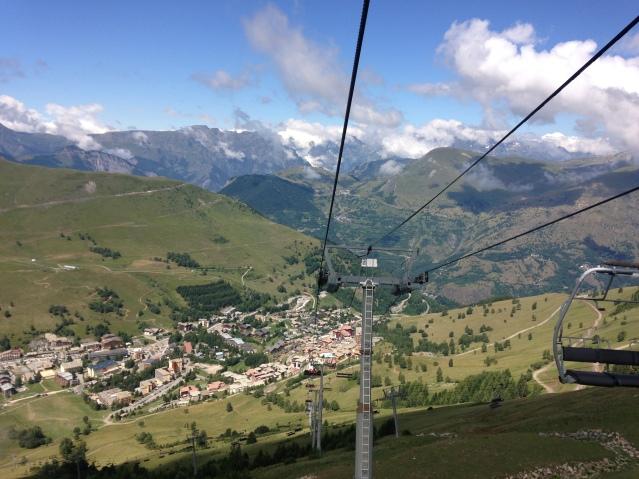 Sommercamp in Les Deux-Alpes (FRA)